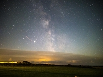 The milkyway captured using my Sony Xperia ii