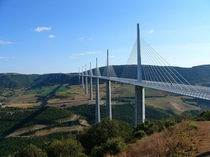 The Millau Viaduct The tallest bridge in the world