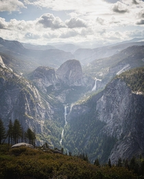 The Mist Trail Yosemite National Park California  natureprofessor