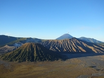 The moment you are amazed by the beauty of them the massive volcanoes of Indonesia