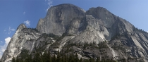 The Monolith that is Half Dome Yosemite National Park