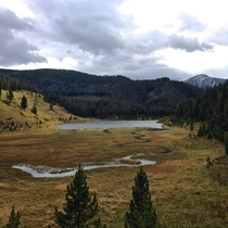 The Montana backcountry has a lot of hidden gems Mystic Lake is one of them
