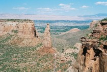 The Monument at Colorado National Monument Park OC