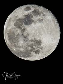 The Moon this week  stacked images My best so far