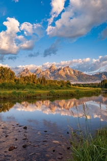 The Mornings We Never Forget  Grand Teton National Park