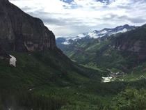 The most amazing view Ive seen in my life Telluride Colorado