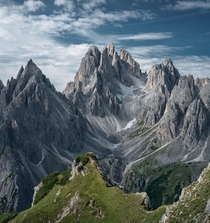 The most beautiful mountain range in the Dolomites  IG holysht