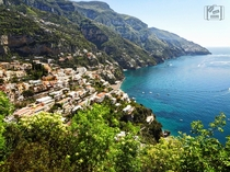 The Most Beautiful Place on Earth Positano Italy