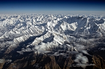 The Mountains Of Batura Muztagh A Sub-Range Of The Karakoram  Batura Muztagh Gilgit Baltistan Pakistan  By Jon