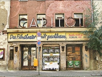 The movie theatre will remain closed - former East-Berlin