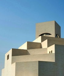 The Museum of Islamic Art in Doha Qatar - designed by IM Pei  OC