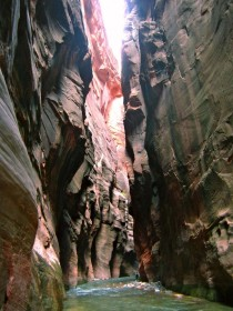The Narrows - Zion National Park Utah