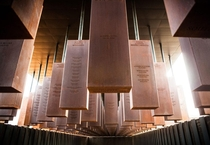 The National Memorial for Peace and Justice in Montgomery Alabama