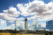 The National Solar Test Facility at Sandia National Laboratories