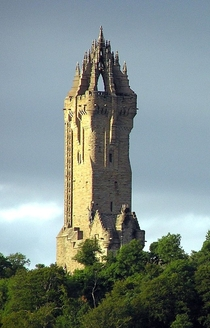 The National Wallace Monument Scotland