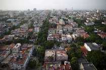 The neighborhood of El Vedado Havana Cuba Alexandre Meneghini