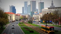 The new Warsaw