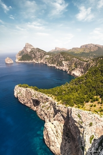The Northernmost point of Mallorca Cap Formentor Well worth the  hour drive