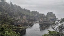 The northwesternmost point in the contiguous United States Cape Flattery