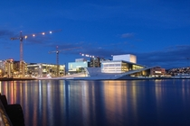 The Norwegian National Opera amp Ballet Oslo Norway