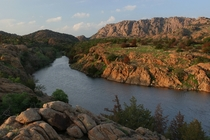 The Novel and Underrated Wichita Mountains of Oklahoma