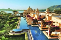 The Oberoi Udaivilas India
