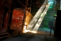 The old Brickworks in Toronto a place where time stands still Photo by Mike Quigg