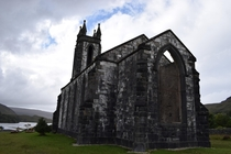 The Old Church in Dunlewey Co Donegal  - Taken by myself