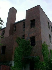 The old Corbin Hospital Corbin KY  OC J Rutledge