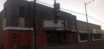 The old don theater in Alexandria Louisiana