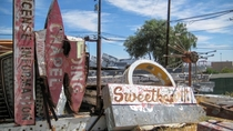 The old Neon Boneyard