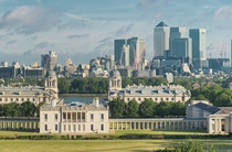 The Old Royal Naval College London