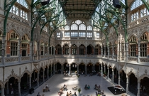 The old stockfair in Antwerp Belgium after renovation