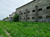 The old Volta factory in Tallinn Estonia