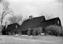 The Oldest Timber-frame Home In America The Fairbanks house Dedham MA