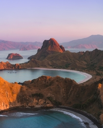 The one place on Earth where you can claim here there be dragons and actually mean it Komodo National Park Indonesia