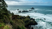 The Oregon Coast is pretty stunning - Ecola State Park