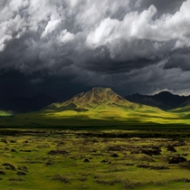 The Orkhon River Valley Mongolia Photo by Leah Kennedy