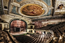 The Orpheum Theatre in New Bedford Massachusetts - the second oldest theatre in the nation which opened on April   on the same day the Titanic sank