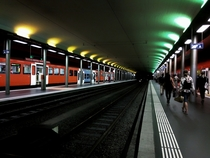 The overused Bern RBS station