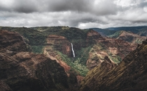 The Pacifics Grand Canyon is just as grand Waimea Canyon HI  Instagram kylefredrickson