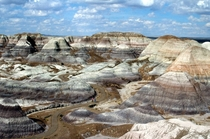 The Painted Desert Arizona  OC