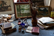 The Painters Desk