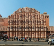 The Palace of Winds Jaipur India