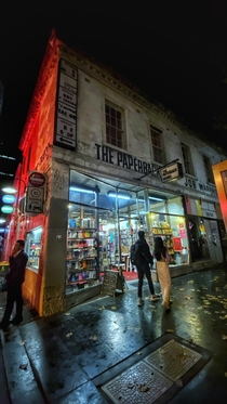 The Paperback Bookshop Melbourne Australia