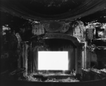 The Paramount Theater in Newark NJ  By Hiroshi Sugimoto