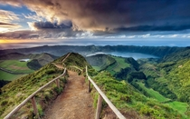 The Path To Freedom Azores Islands