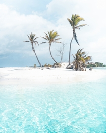 The perfect place for self isolation Cocos Keeling Islands Australia