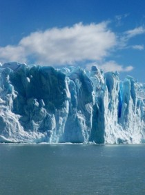 The Perito Moreno glacier in Argentina  simply amazing