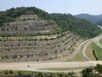 The Pikeville KY Cut-Through nd largest earth moving project in the Western Hemisphere